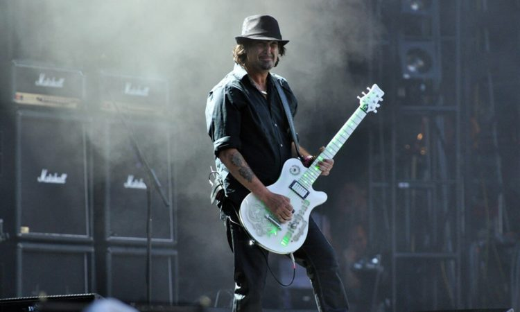 """Motörhead guitarist Phil Campbell: """"It was unbelievable on stage"""""""