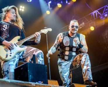 """Sabaton Release Their New Single Titled """"Defence of Moscow"""""""