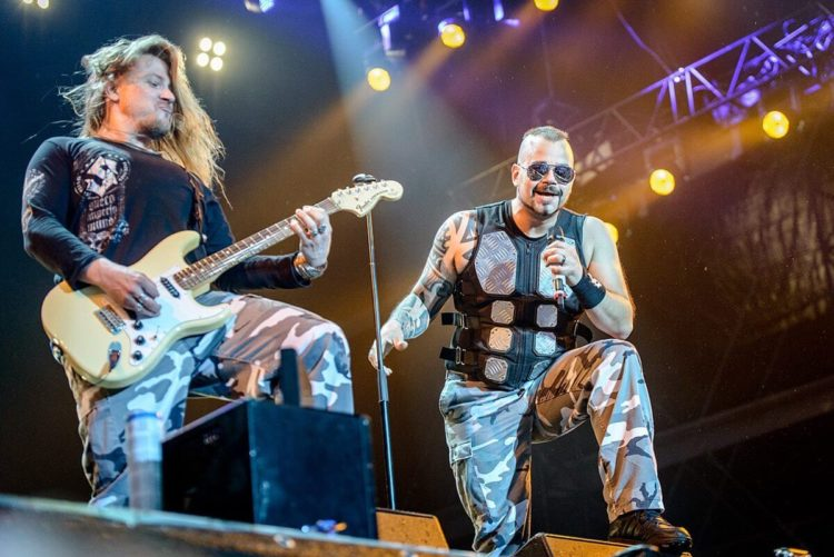 Sabaton Release Their New Single Titled Defence of Moscow