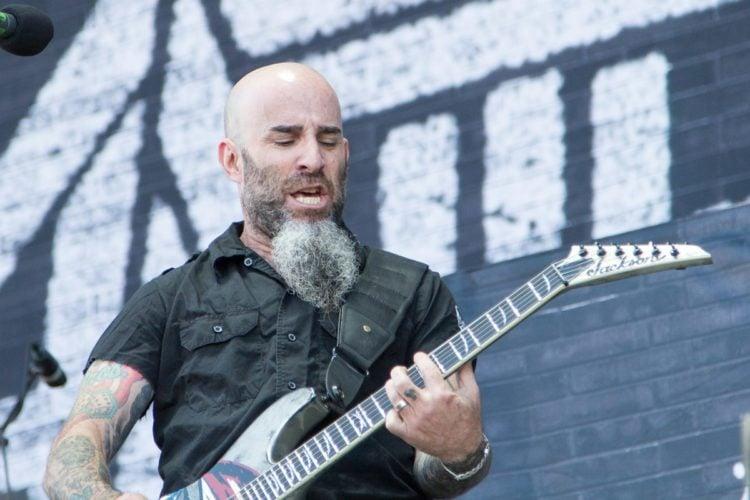 """Anthrax guitarist Scott Ian was """"blown away"""" by Metallica"""
