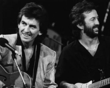Clapton, Harrison, and The Duel for Layla
