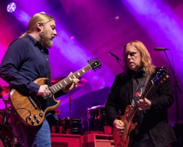 How Scooter Herring Impacted The Allman Brothers
