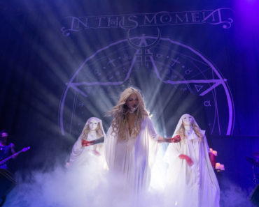 10 Things You Didn't Know about Maria Brink