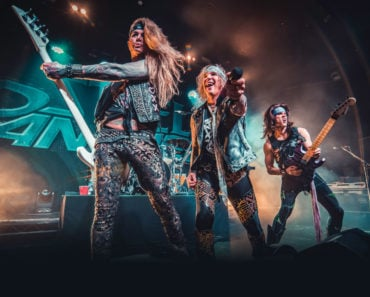 The Real Reason Why Lexxi Foxx is No Longer in Steel Panther