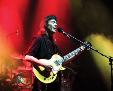 10 Things You Didn't Know about Steve Hackett