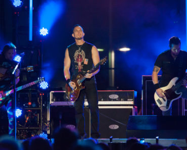 10 Things You Didn't Know about Mark Tremonti