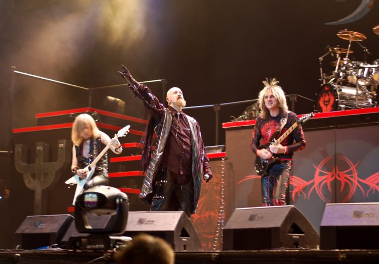 Glenn Tipton/Judas Priest
