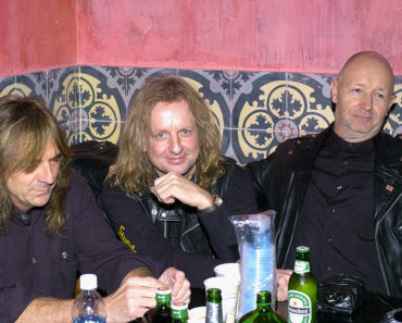 10 Things You Didn't Know about K.K. Downing
