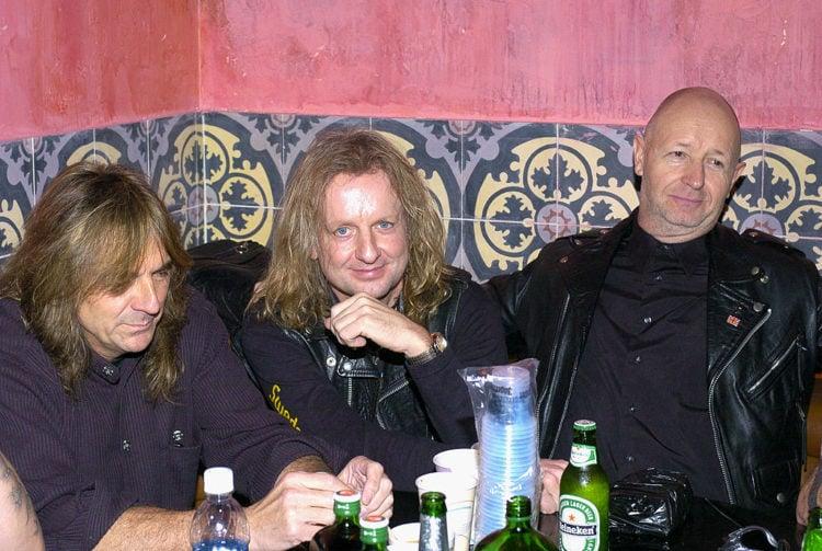 Judas Priest, Glenn Tipton, KK Downing, Rob Halford
