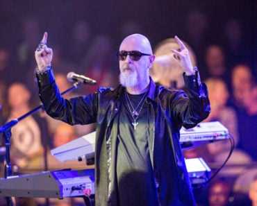 10 Things You Didn't Know about Rob Halford