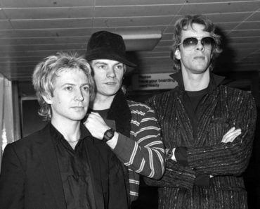 10 Things You Didn't Know about Stewart Copeland