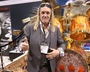 10 Things You Didn't Know about Nicko McBrain