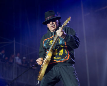 The 10 Best Santana Songs of All-Time