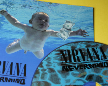"""Why The """"Nevermind"""" Cover Baby is Suing Nirvana"""