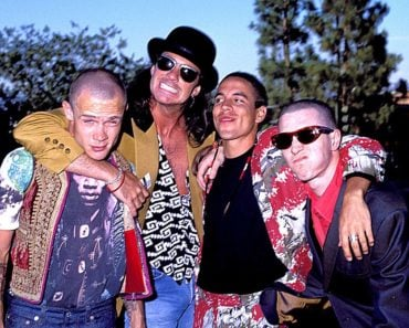 """The Five Best Songs from Red Hot Chili Peppers' """"By The Way"""""""